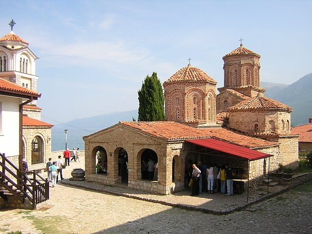 Monastero di San Naum – Foto Wikipedia