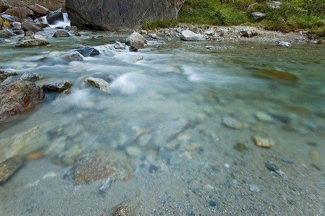 Cascate dell'Acquafraggia. Foto di Davide Rusconi