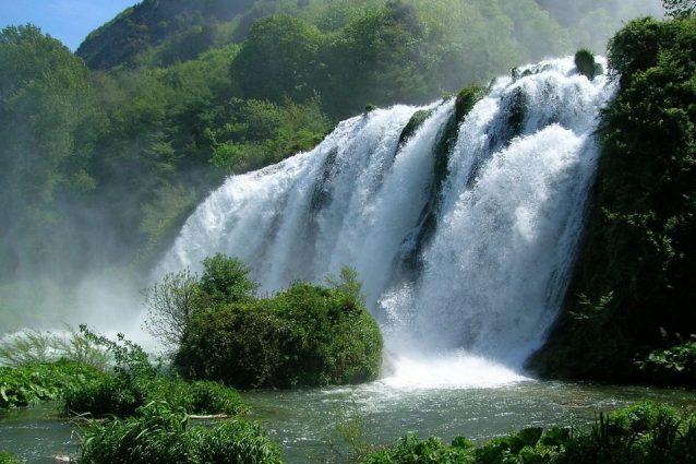 Cascata dell Marmore. Foto di crilaman