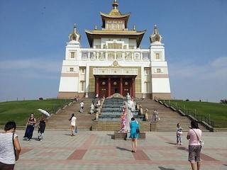 Viaggio a Elista, la capitale buddista d'Europa