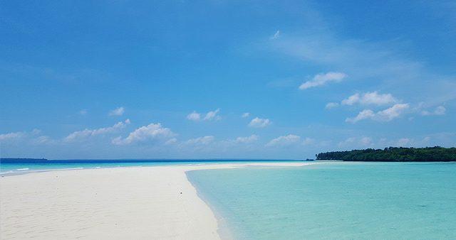 Isole di Balabac. Foto di Sipat