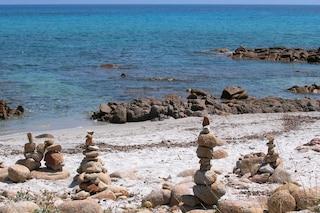 La costa di Siniscola: le dune bianche della Sardegna