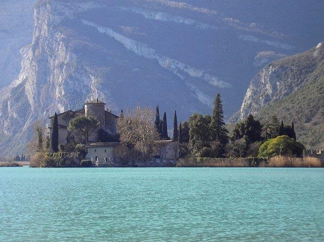 Lago di Toblino. Foto di Raffaele Birnardo