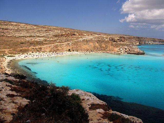 Spiaggia dei Conigli – Foto Wikipedia