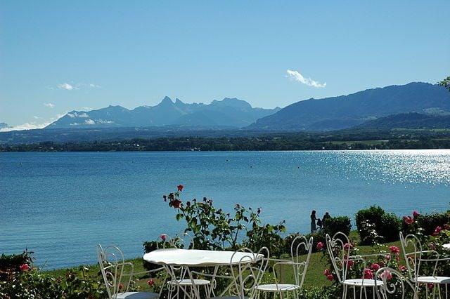 Lago di Ginevra – Foto Wikimedia Commons