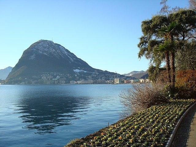 Lago di Lugano – Foto Wikipedia