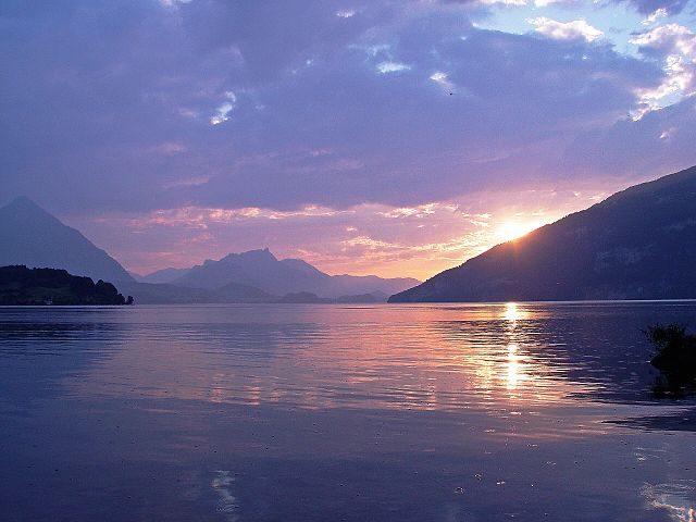 Lago di Thun – Foto Wikimedia Commons