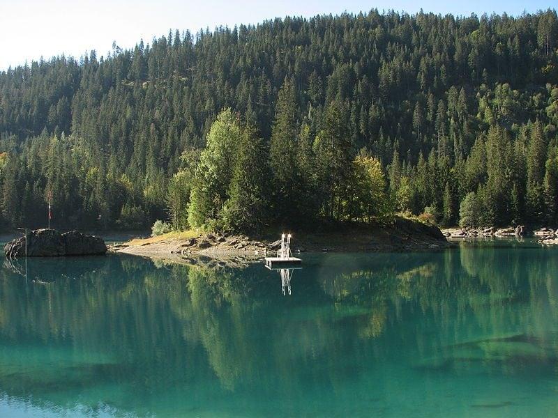 Lago di Cauma – Foto Wikimedia Commons