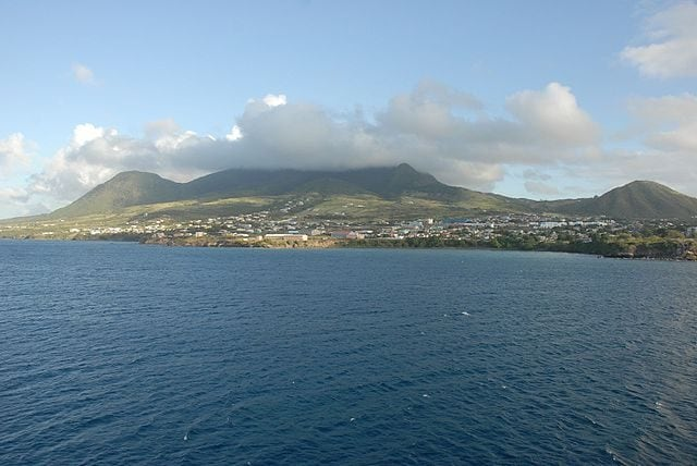 St Kitts, Basseterre – Foto Wikimedia Commons