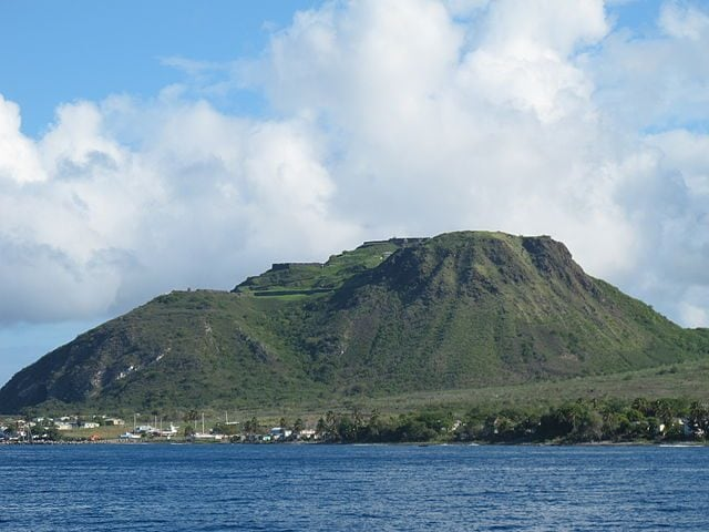 St Kitts, Brimstone Hill – Foto Wikimedia Commons