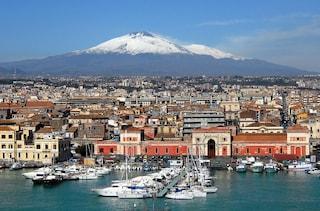 Visita a Catania: la bella di Sicilia