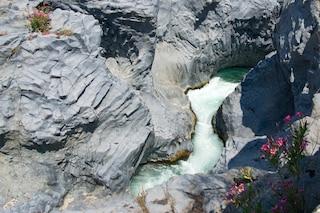 Le gole dell'Alcantara: un vero spettacolo della natura