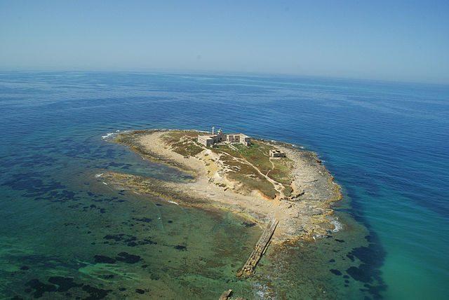 Isola delle Correnti – Foto Wikimedia Commons