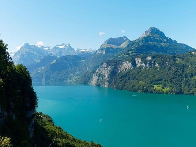 Lago dei Quattro Cantoni – Foto Pixabay