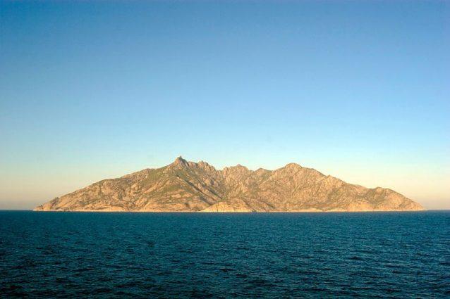 Montecristo. Foto da Wikipedia