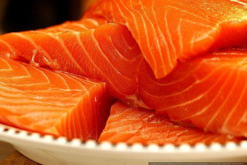 Salmone. Foto daFlickr
