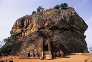 Sigiriya, la leggendaria fortezza del leone di roccia