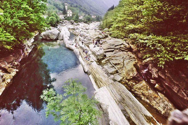 Val Verzasca. Foto di Roberto Guerrini
