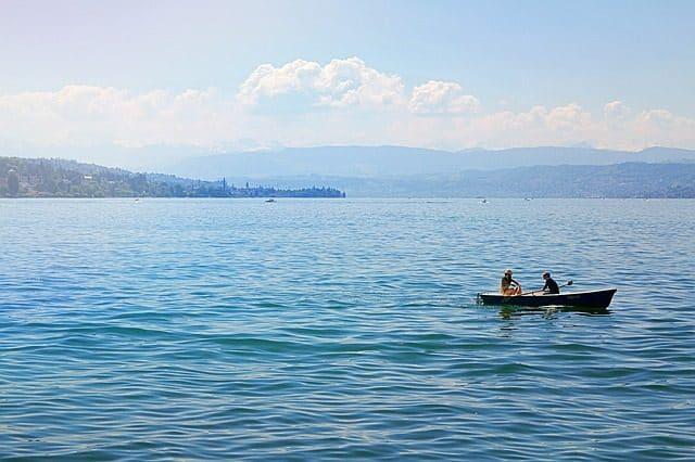 Lago di Zurigo – Foto Pixabay