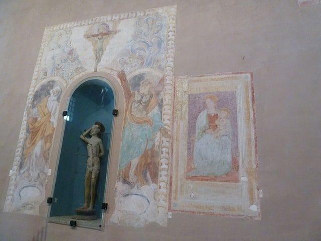 Chiesa dell'Annunziata, Fontignano – Foto Wikimedia Commons