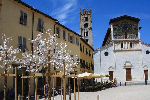 Borgo san Frediano. Foto di Robert Silvey