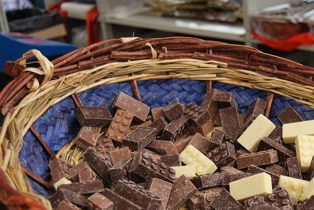 Eurochocolate. Foto di Marco