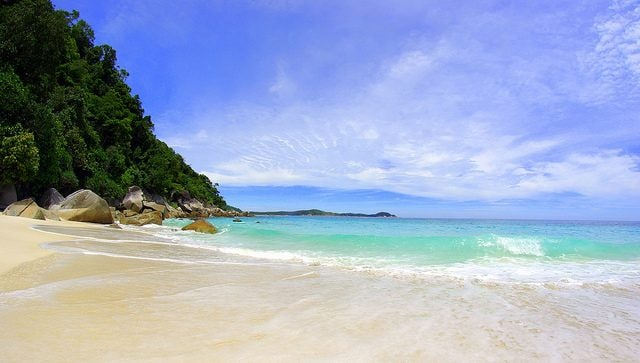 turtle beach perhentian island