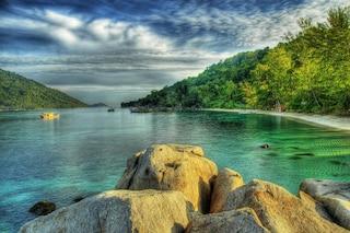 Le isole Perhentian, i Caraibi sono anche in Malesia