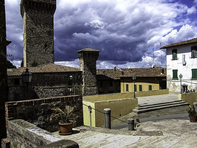 Lucignano – Foto Wikimedia Commons