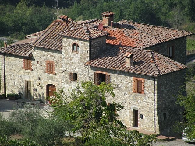 Radda in Chianti (Foto Wikimedia Commons)