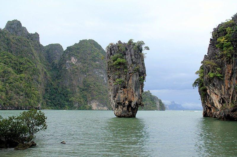 Ko Tapu, Thailandia – Foto Wikimedia Commons
