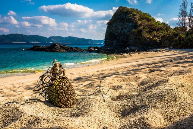 Spiaggia di Zamami Island