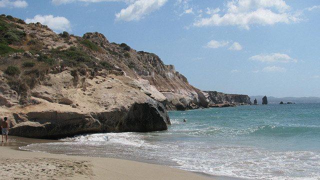 Spiagge del'isola di San Pietro
