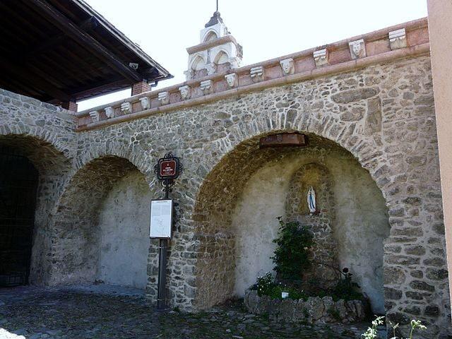 Castiglione di Garfagnana, Chiesa di San Michele – Foto Wikimedia Commons