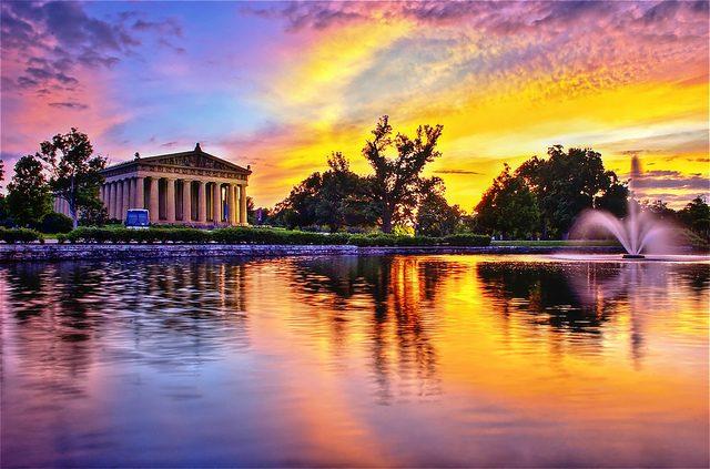 centennial park. Foto di Cralg