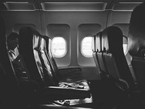 Posto aereo. Foto di StockSnap