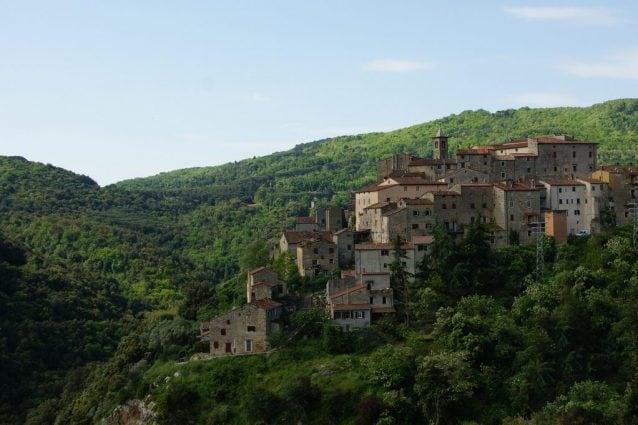 Borgo di Suvereto.
