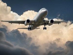 Nel 2018 il trasporto aereo dovrebbe totalizzare 4,3 miliardi di passeggeri. Foto da Pexeles