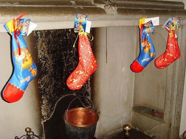 Le calze della Befana. Foto di Trevino
