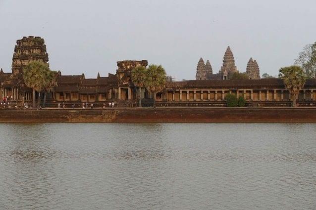 Angkor Wat – Foto Max Pixel