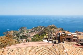 Castelmola: l'acropoli di Taormina