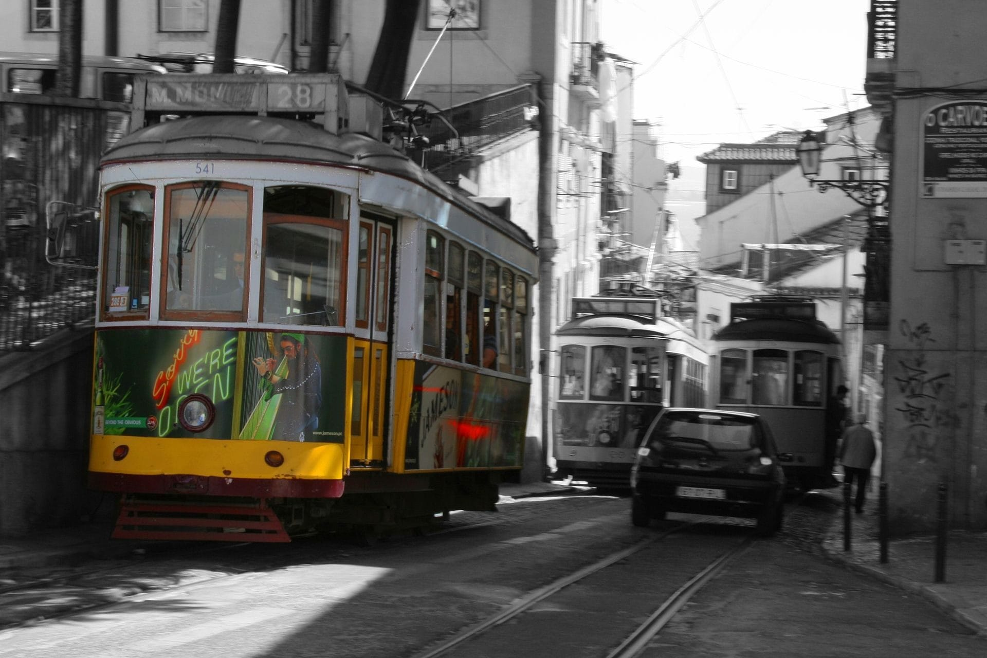 Lisbona. Foto di Ziflus