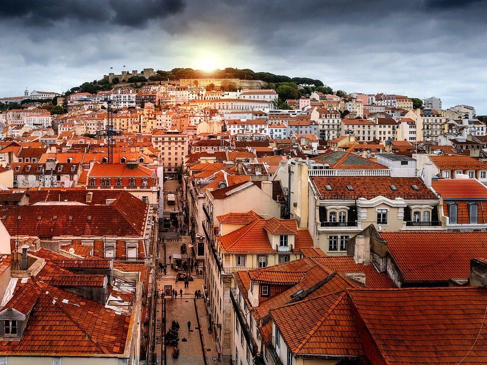 Lisbona. Foto di Cristinamacia