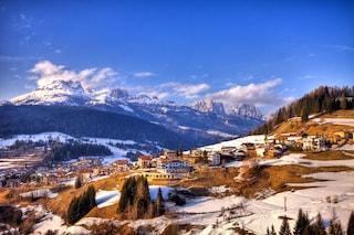 """La montagna incantata di Moena: la """"fata delle Dolomiti"""""""