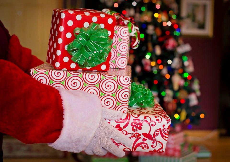 Regali di Natale. Foto da pixabay