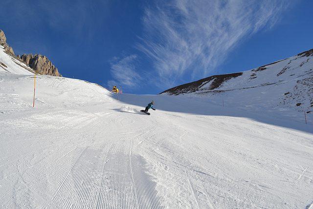 Sciare a Moena
