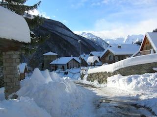 Il fiabesco borgo di Etroubles in Valle d'Aosta