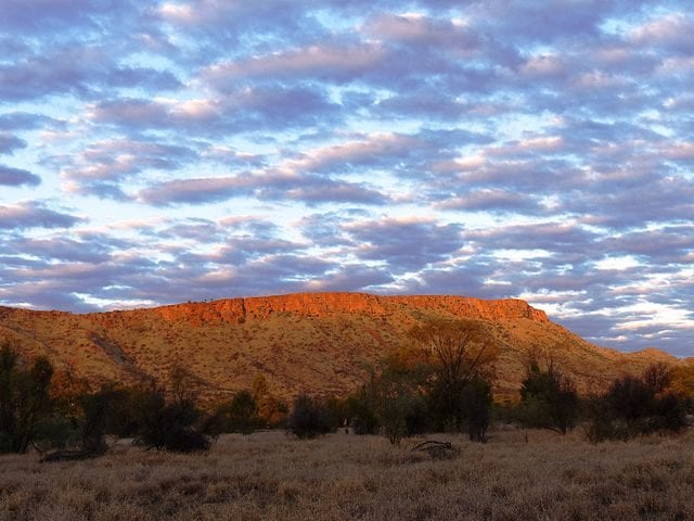 Macdonnell Ranges – Foto Wikimedia Commons