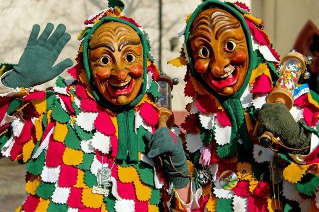 Carnevale. Foto da Pixabay