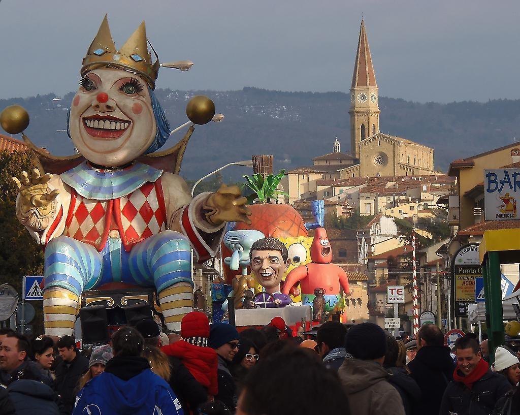 Carnevale Aretino dell'Orciolaia